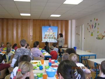 Ernährungsführerschein Grundschule