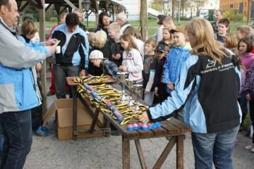 Minigolf-Grundschulmeisterschaft