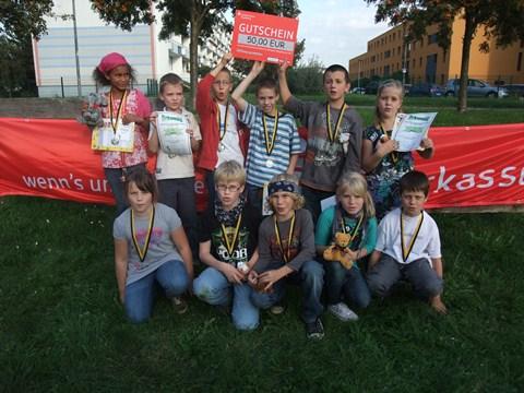 Unser Minigolf-Team