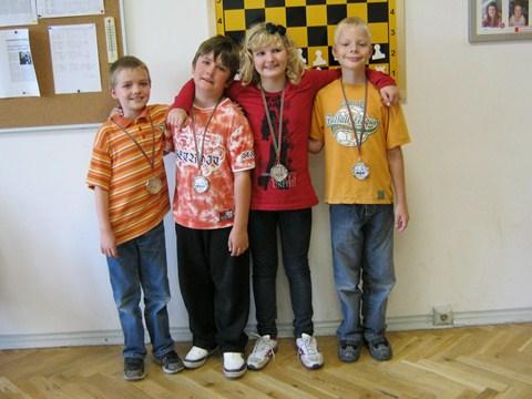 Schach-Liga-Cup Klasse 3a
