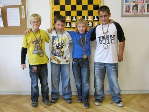 Schach-Liga-Cup Klasse 4a