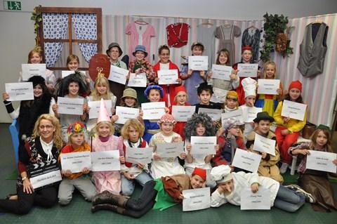 Kinderfilmstudio, Foto: Volksstimme