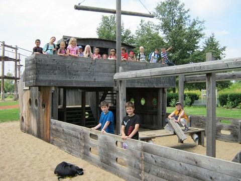 Unsere ausgezeichneten Kinder im Juli 2012