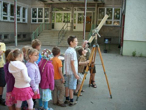 Tagesbeobachtung im Hort der Grundschule Diesdorf im August 2012