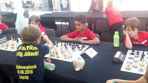 Auf die Plätze, Fertig, Schach (5)