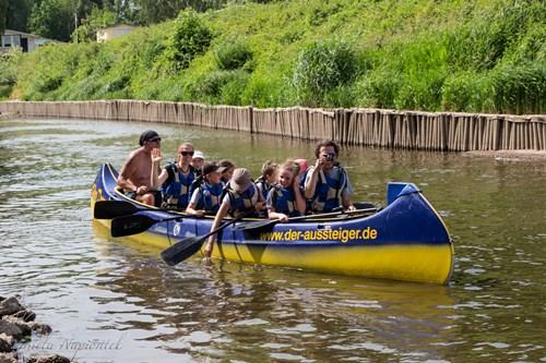 Alle in einem Boot (1)