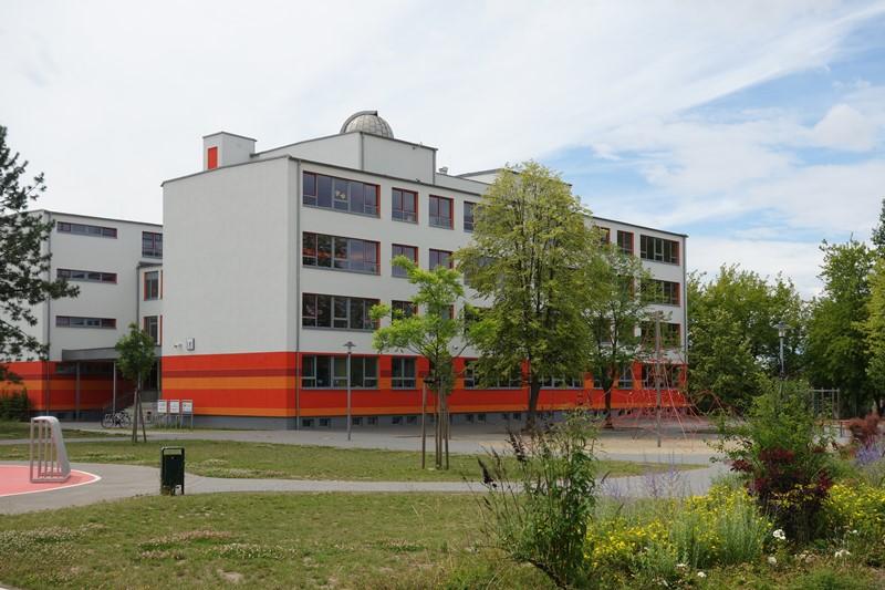 """Schulgebäude der Grundschule """"Am Kannenstieg"""""""